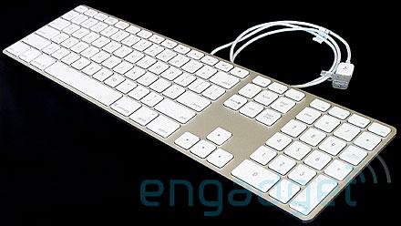 iMac Aluminum Keyboard