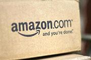 Amazon.com shipping box