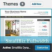 SmallBiz Theme