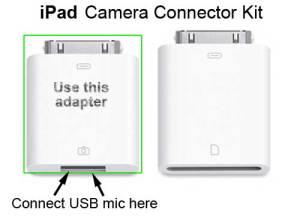 Connect USB mics to an iPhone or iPad | Macsolvers' Blog